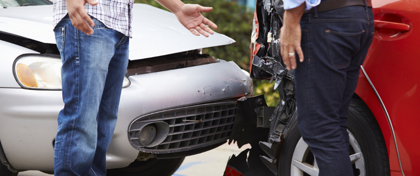 Verkehrsunfall – was nun? | RoadCross Schweiz