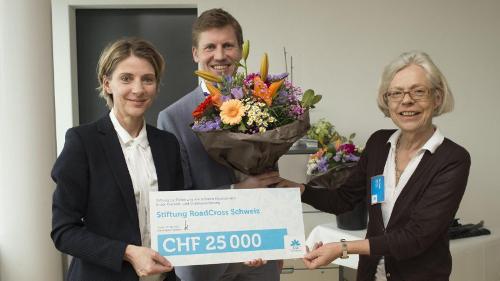 CSS Stiftungspreis erhalten